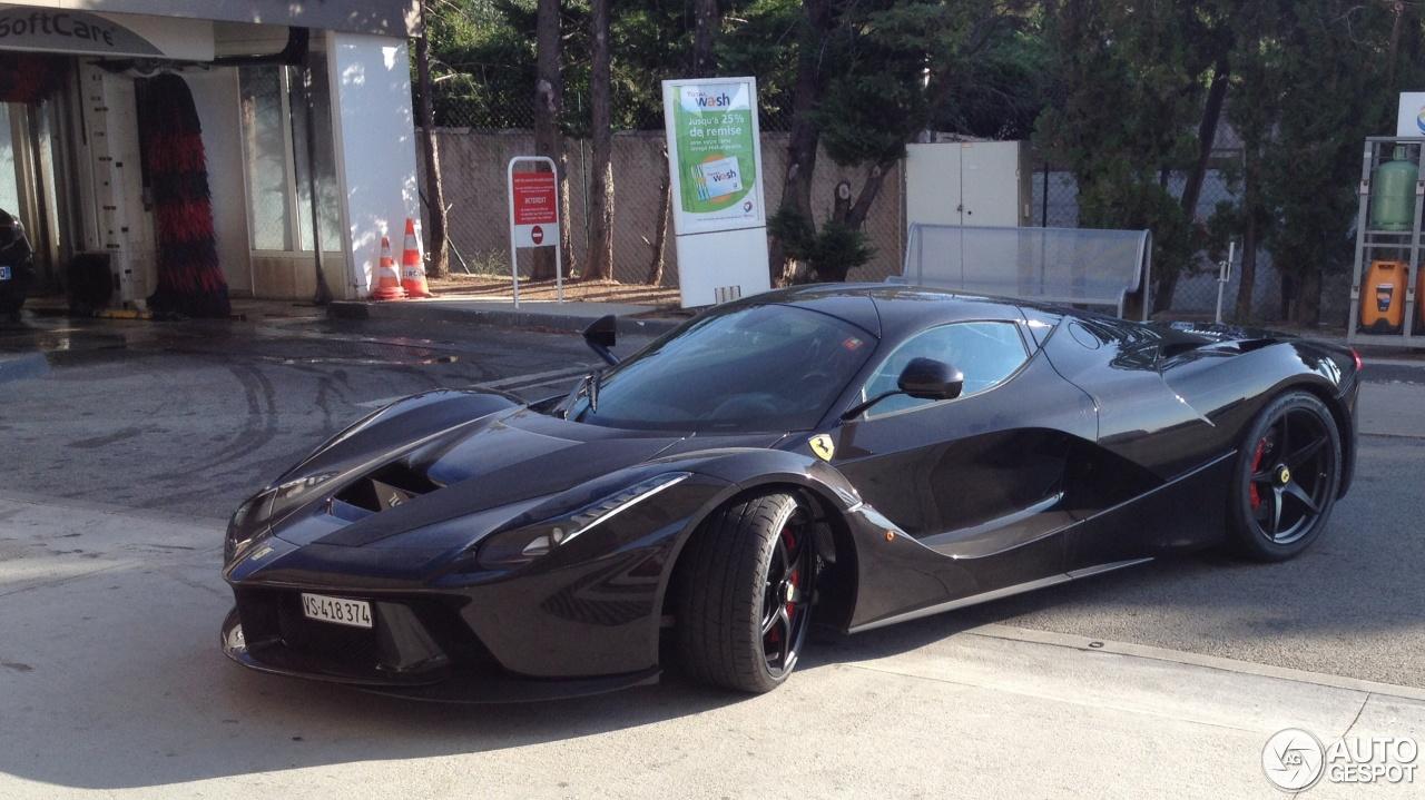 Ferrari Laferrari 9 August 2014 Autogespot