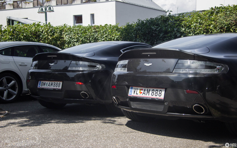 Aston Martin V8 Vantage 9 August 2014 Autogespot
