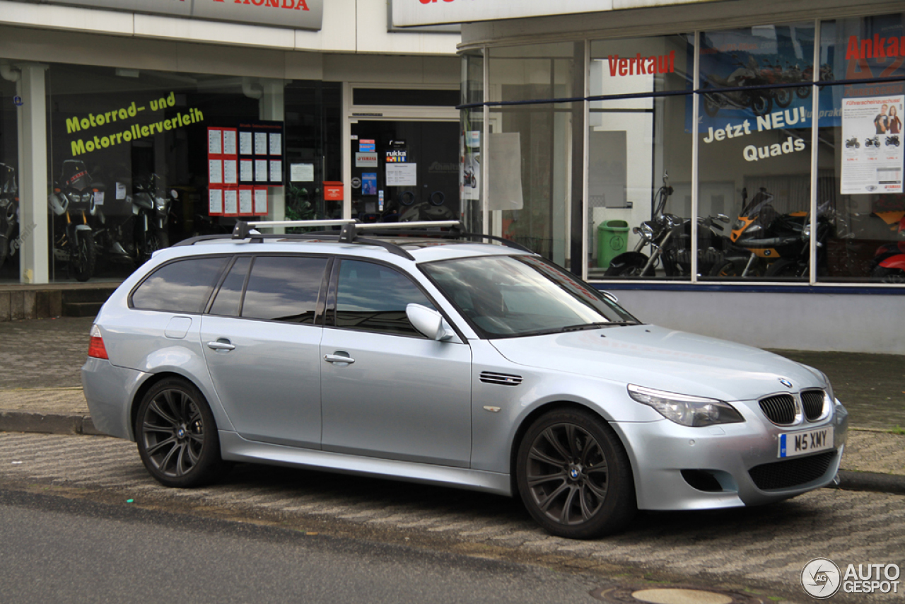 Bmw M5 E61 Touring 10 August 2014 Autogespot