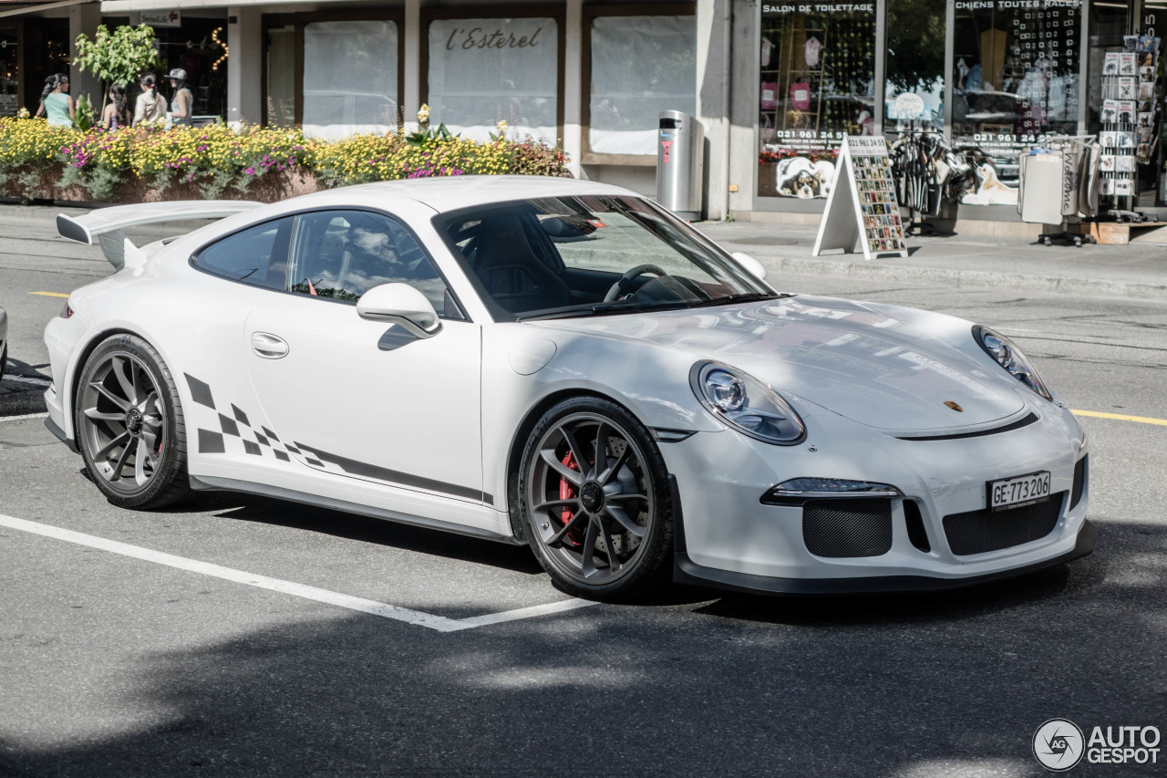porsche 991 gt3 10 august 2014 autogespot. Black Bedroom Furniture Sets. Home Design Ideas