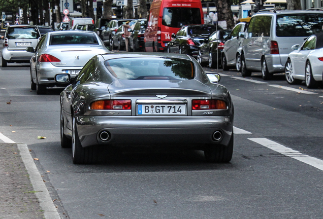 Aston Martin DB7 GTA