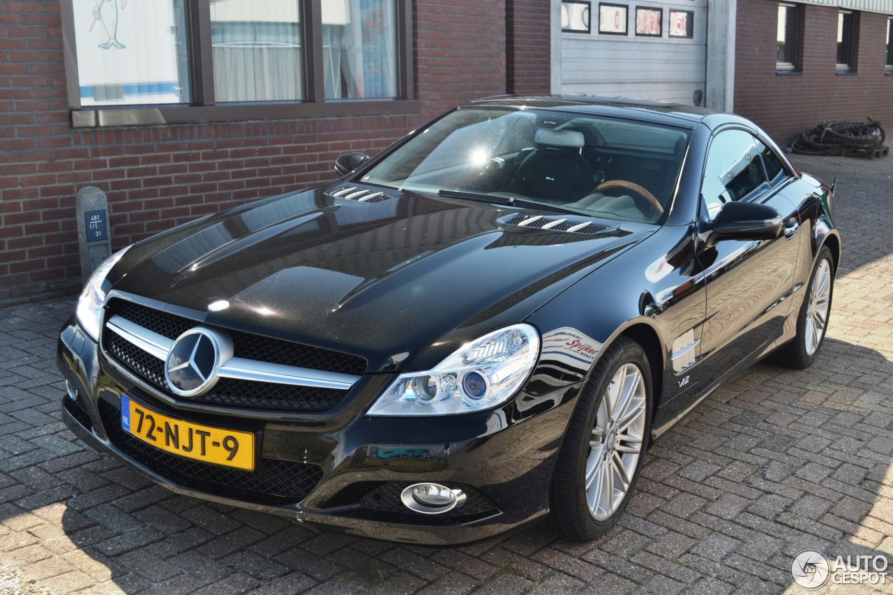 mercedes benz sl 600 r230 2009 12 august 2014 autogespot. Black Bedroom Furniture Sets. Home Design Ideas