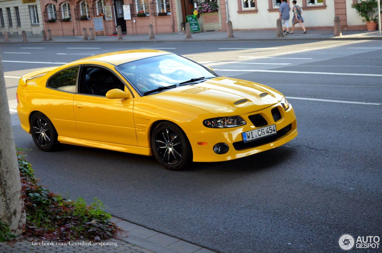 Pontiac GTO 5.7