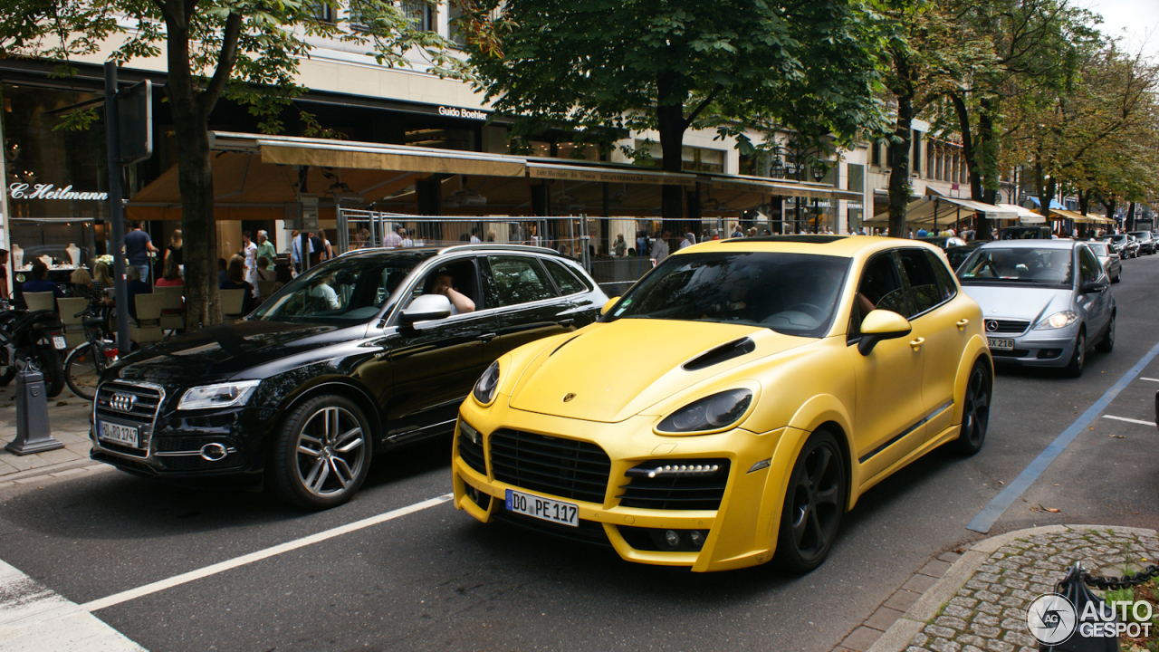 porsche cayenne techart magnum 2011 12 august 2014 autogespot. Black Bedroom Furniture Sets. Home Design Ideas