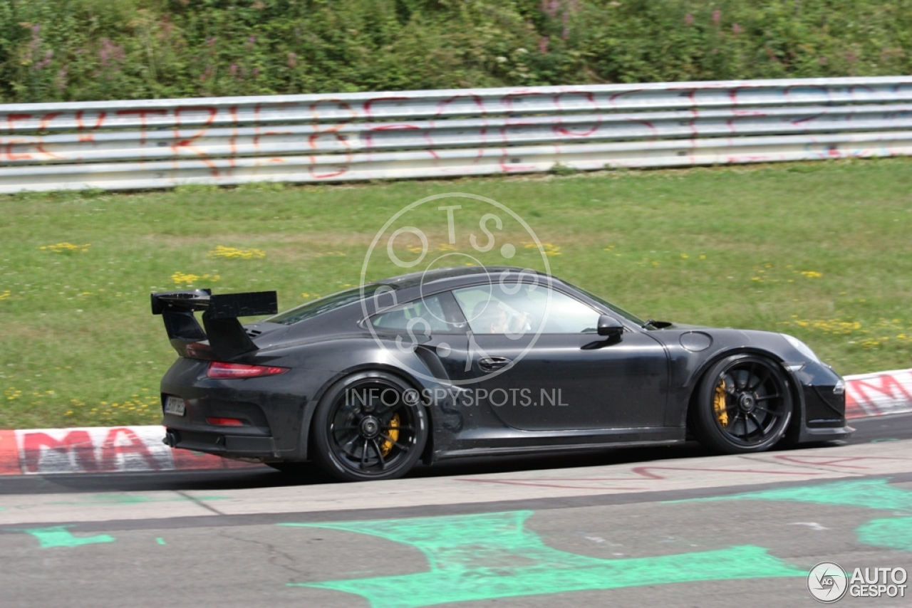 porsche 991 gt3 rs 15 august 2014 autogespot. Black Bedroom Furniture Sets. Home Design Ideas
