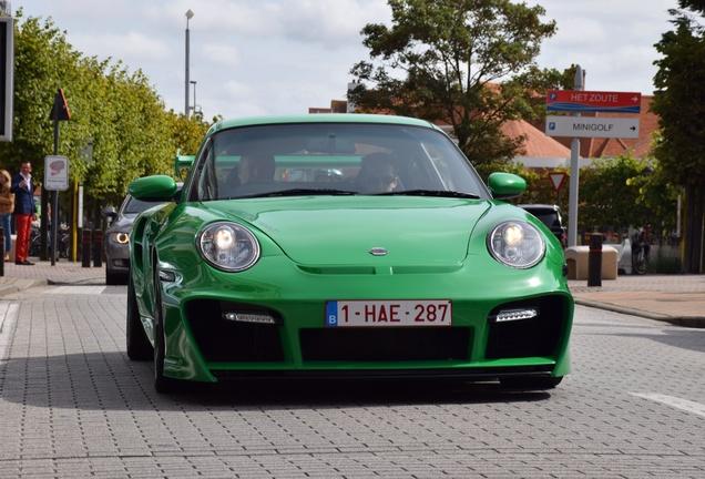 Porsche 996 Techart GT Street