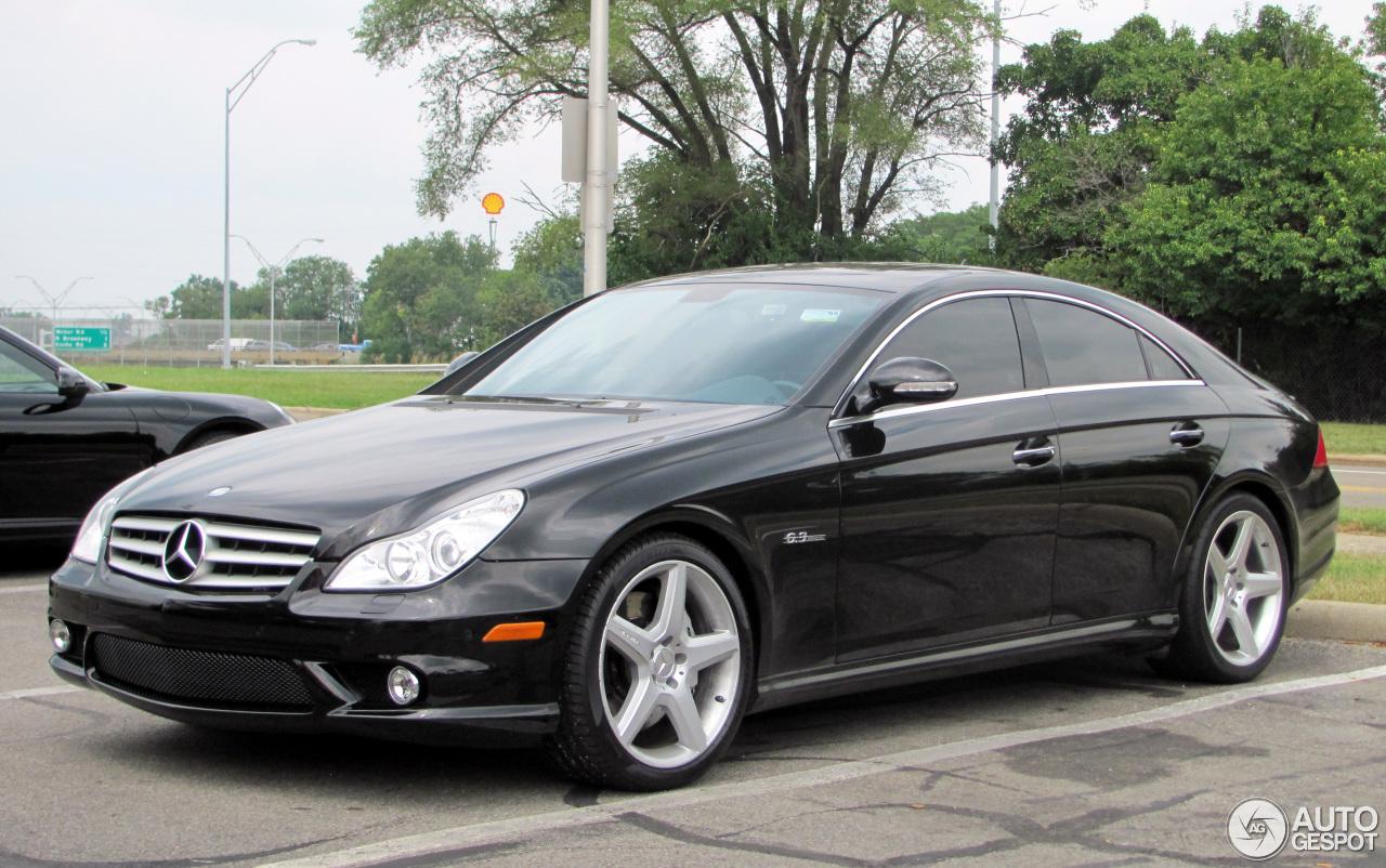 Mercedes Benz Cls 63 Amg C219 19 August 2014 Autogespot