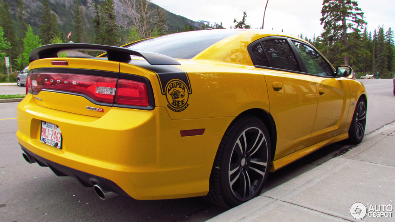 dodge charger srt 8 super bee 2012 20 august 2014 autogespot. Black Bedroom Furniture Sets. Home Design Ideas