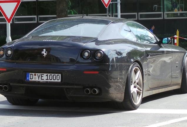 Ferrari 612 Scaglietti Novitec Rosso