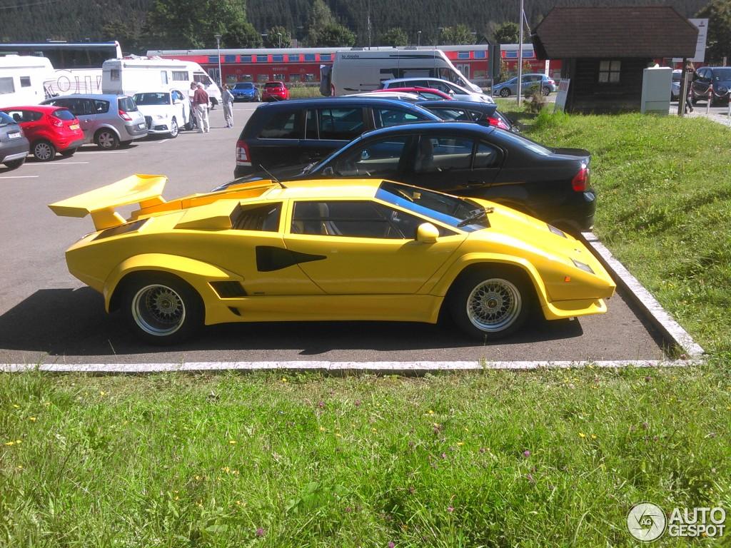 Lamborghini Countach Lp5000 S 22 August 2014 Autogespot