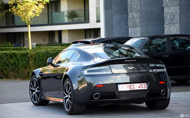 Aston Martin V8 Vantage S 23 August 2014 Autogespot