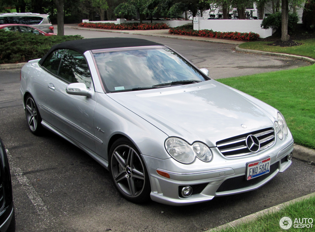 mercedes benz clk 63 amg cabriolet 24 august 2014 autogespot. Black Bedroom Furniture Sets. Home Design Ideas