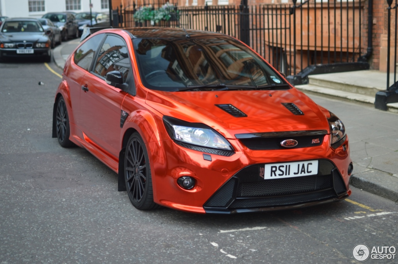 ford focus rs 2009 mountune mp350 25 august 2014 autogespot. Black Bedroom Furniture Sets. Home Design Ideas