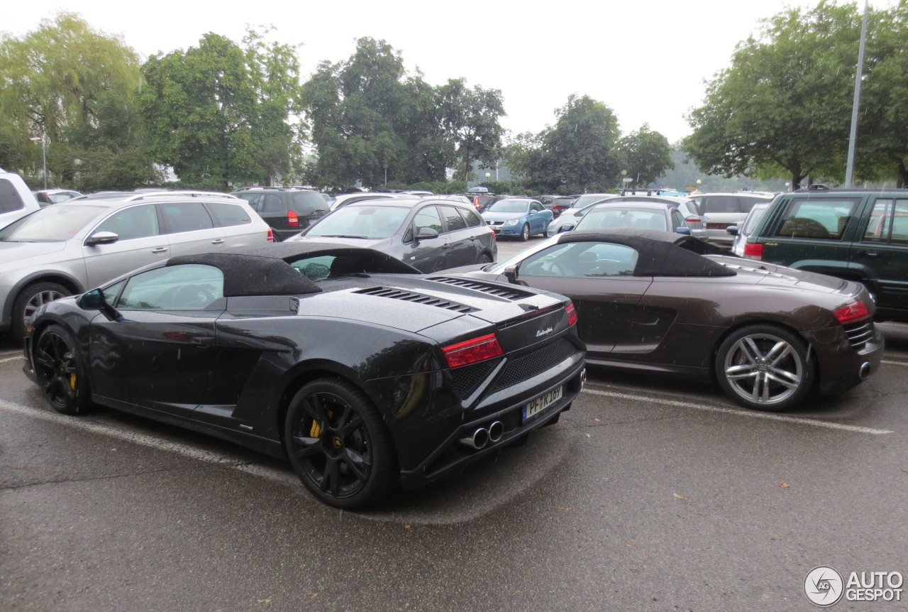 lamborghini gallardo lp560 4 spyder 2013 25 august 2014 autogespot. Black Bedroom Furniture Sets. Home Design Ideas