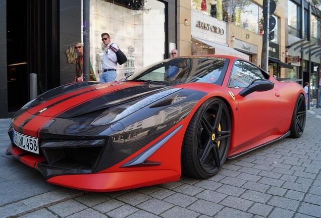 Ferrari 458 Italia DMC Estremo Edizione