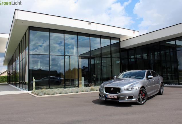 Jaguar XJR 2013