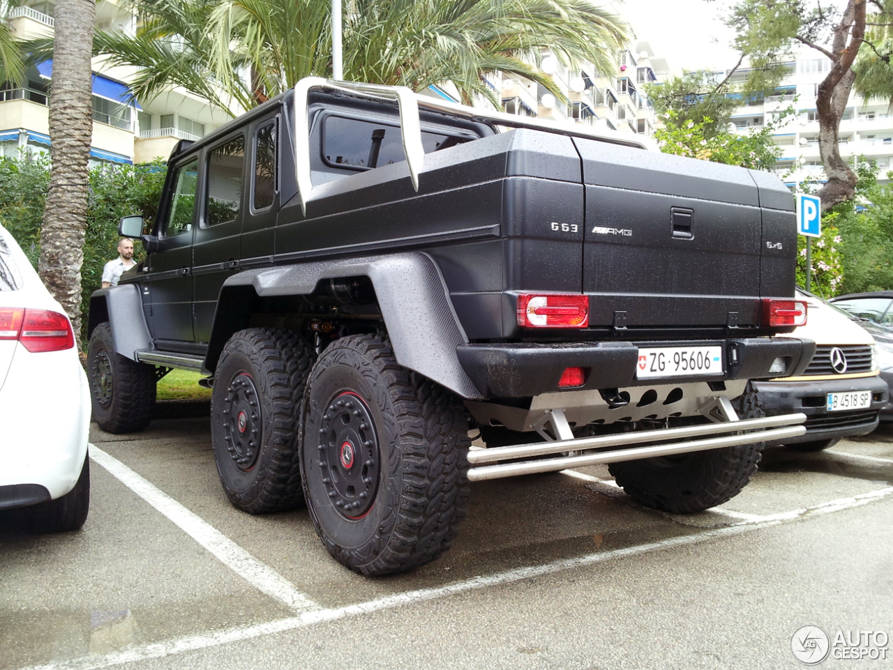 mercedes benz g 63 amg 6x6 26 august 2014 autogespot. Black Bedroom Furniture Sets. Home Design Ideas