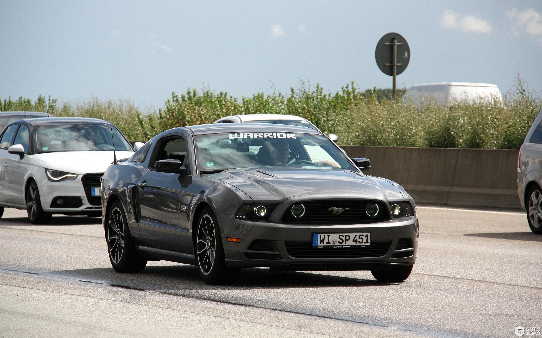 Ford Mustang GT Warrior 2013 26 August 2014 Autogespot