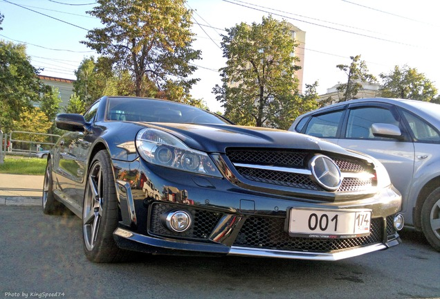 Mercedes-Benz PP-Perfomance SL 65 AMG R230 2009