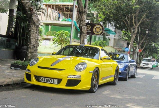 Porsche Vorsteiner 997 Carrera V-GT