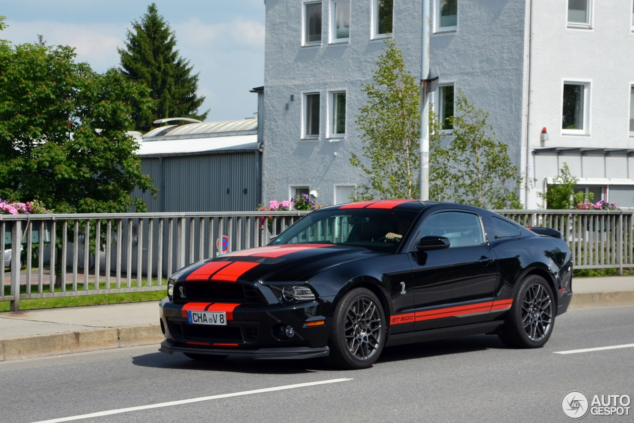 Ford Mustang Shelby GT500 2013 - 31 August 2014 - Autogespot