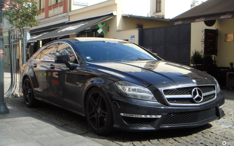 Mercedes-Benz Renntech CLS 63 AMG