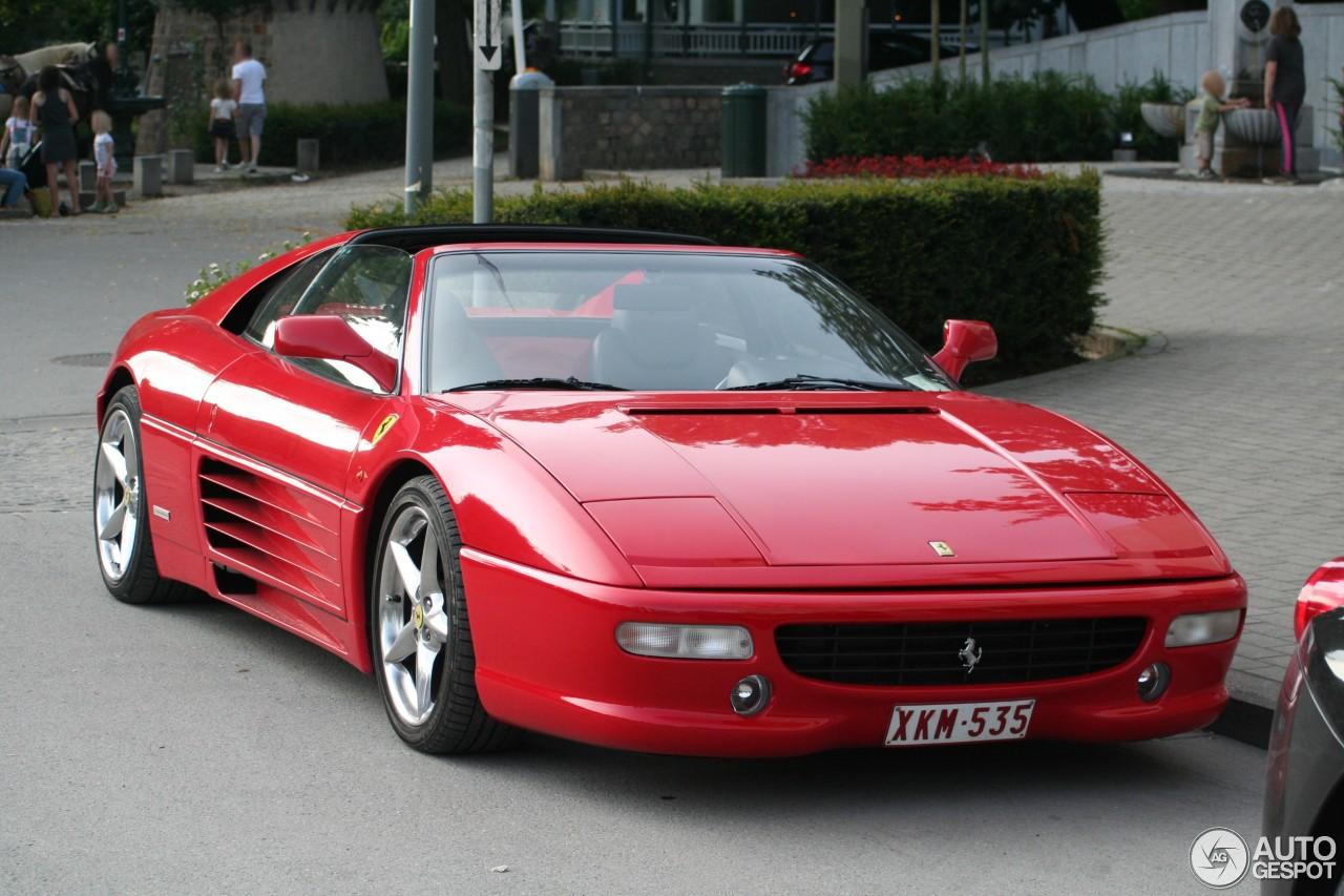 Ferrari 348 Ts 1 September 2014 Autogespot