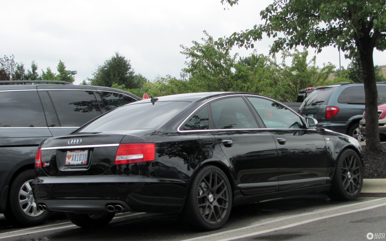Audi S6 Sedan C6 2006 2 September 2014 Autogespot