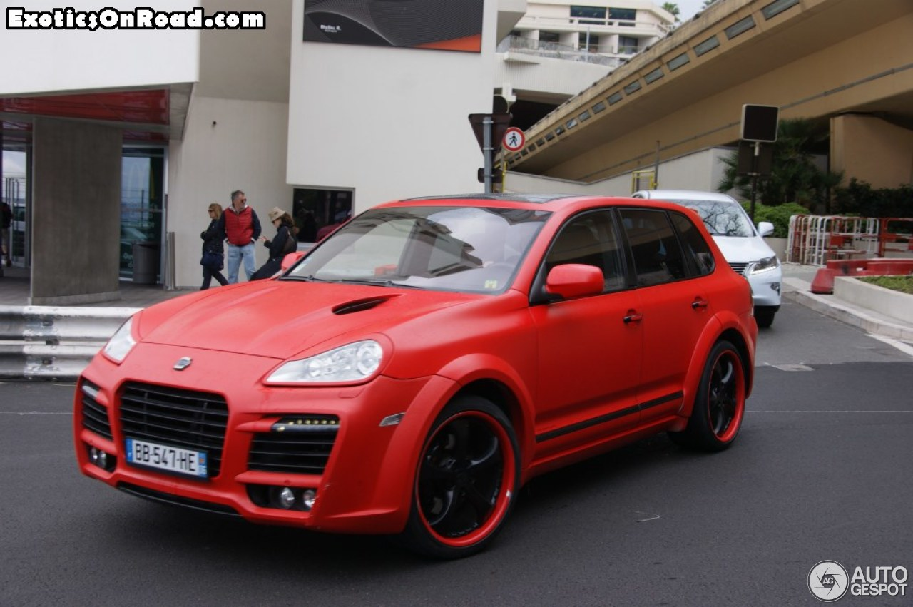 porsche cayenne techart magnum 2007 2 septembre 2014 autogespot. Black Bedroom Furniture Sets. Home Design Ideas