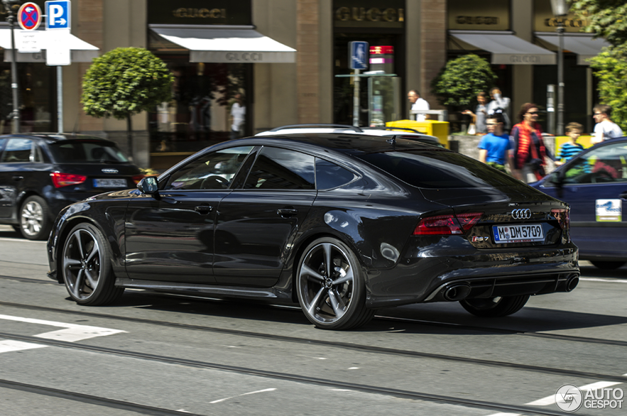 audi rs7 sportback 4 september 2014 autogespot. Black Bedroom Furniture Sets. Home Design Ideas