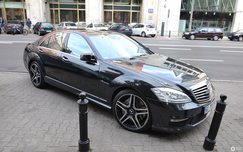 Mercedes Benz S 63 AMG W221 2011 4 September 2014 Autogespot