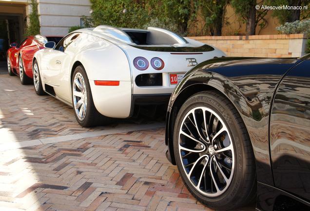 Bugatti Veyron 16.4 Perle de Sang