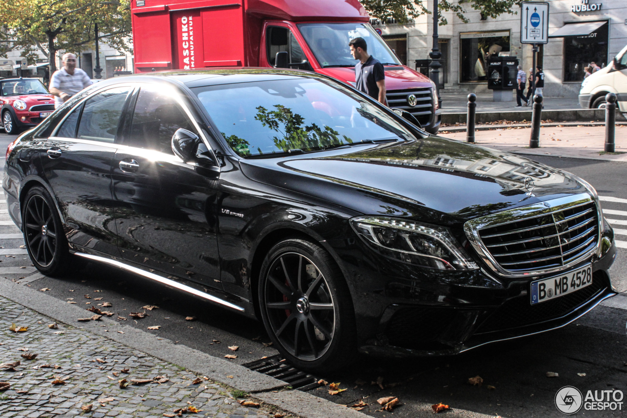 mercedes benz s 63 amg w222 6 september 2014 autogespot. Black Bedroom Furniture Sets. Home Design Ideas