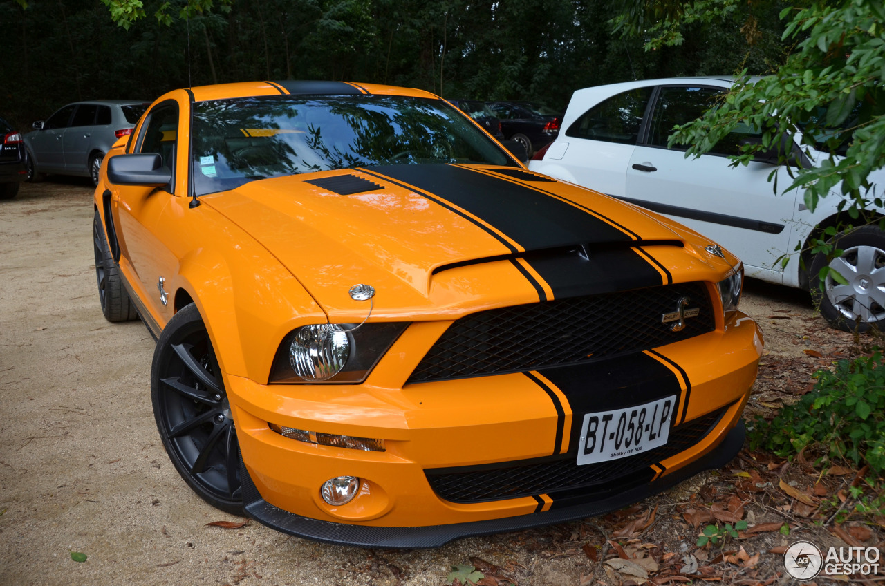 Ford Mustang Shelby Gt 500 Supersnake 8 Septembre 2014