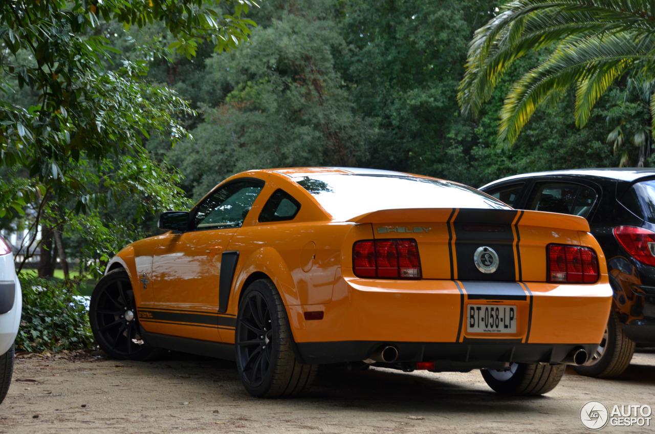 Ford Mustang Shelby GT500 Super Snake - 8 September 2014 ...