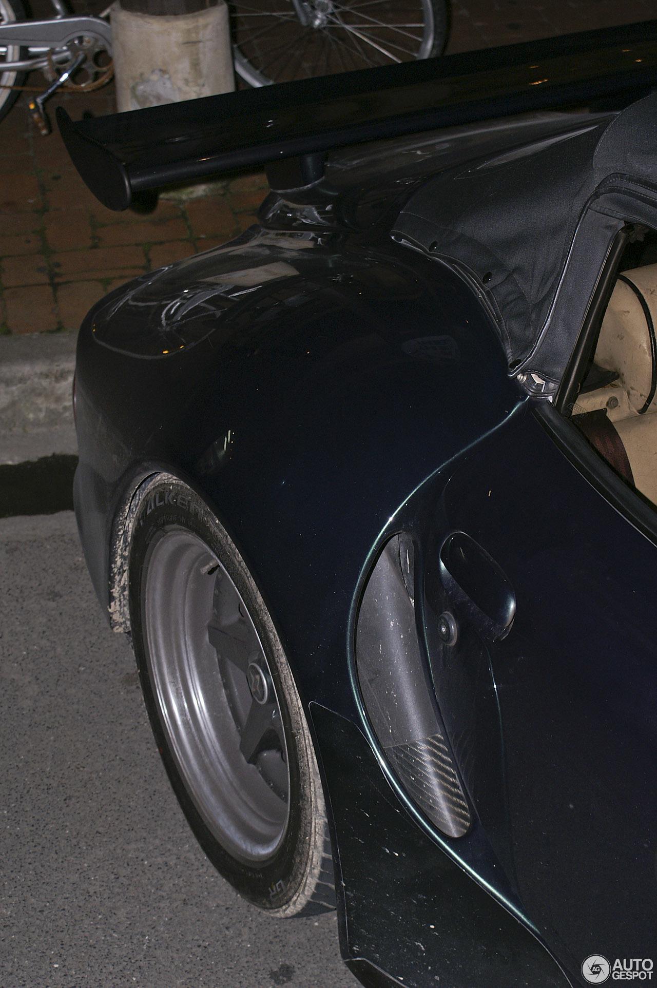 marcos mantara spyder lm500 9 september 2014 autogespot