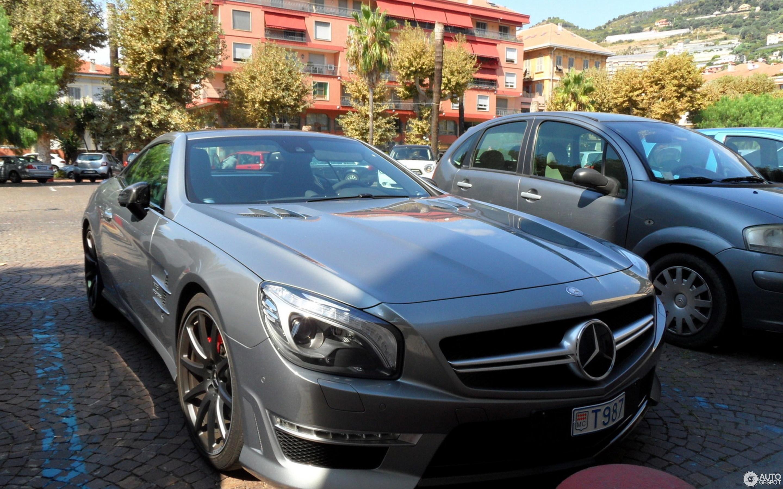 Mercedes Benz SL 63 AMG R231 10 September 2014 Autogespot