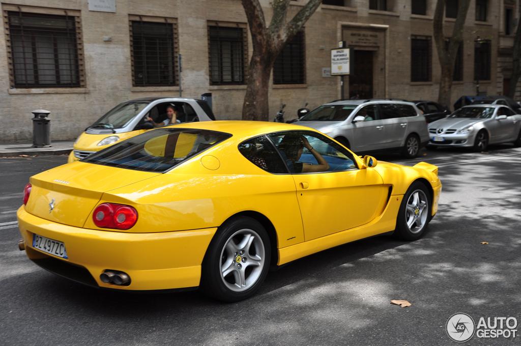Ferrari 456 Gt 11 September 2014 Autogespot