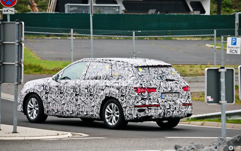 Audi Q7 Hybrid 2015