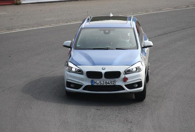 BMW 2 Series Active Tourer F45 Hybrid
