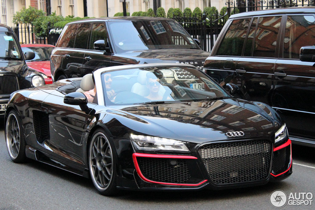 Audi r8 spyder for sale uk 10