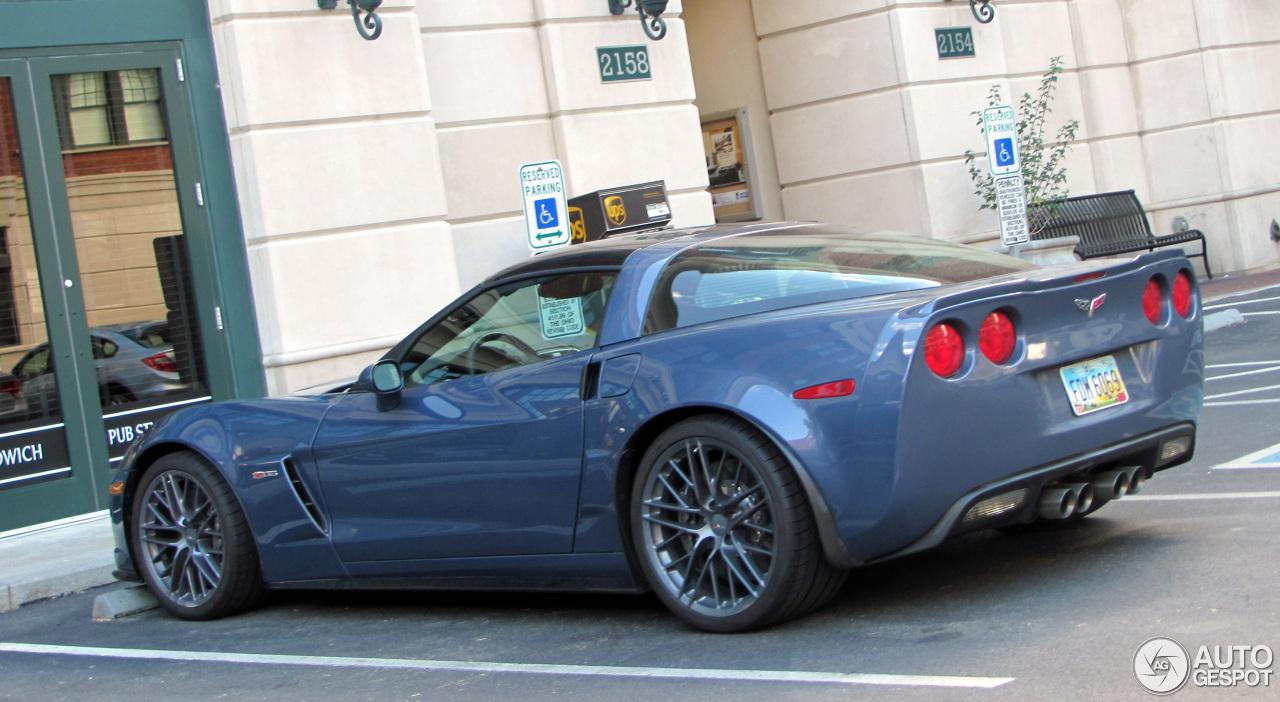 Chevrolet Corvette C6 Z06 Carbon Limited Edition 14