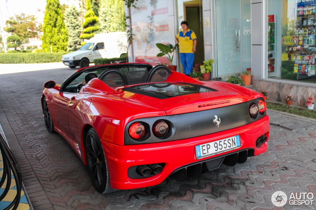 novitec rosso ferrari 360 - photo #21