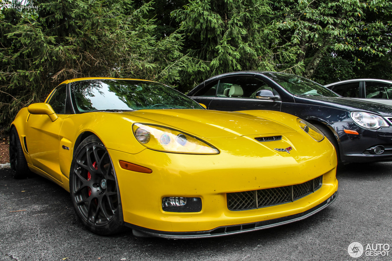 Chevrolet Corvette C6 Z06 16 September 2014 Autogespot