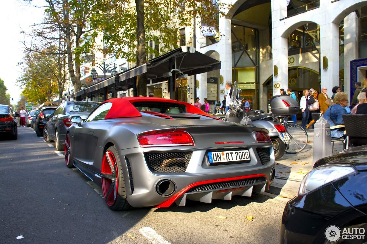 Audi R8 V10 Spyder 2013 Regula Tuning - 17 September 2014 - Autogespot