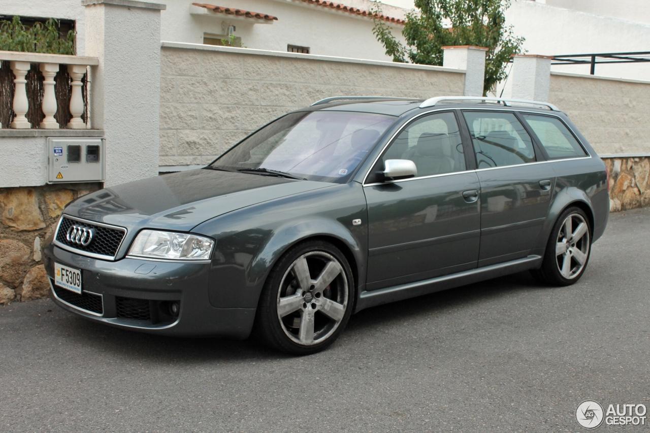 Audi RS6 Avant C5 - 17 September 2014 - Autogespot