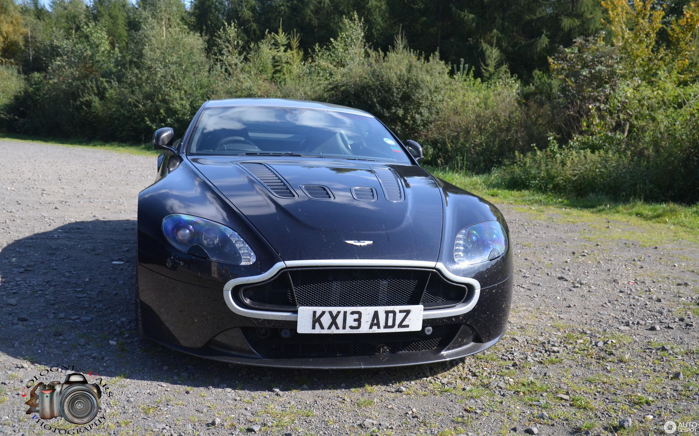 Aston Martin V12 Vantage S 17 September 2014 Autogespot
