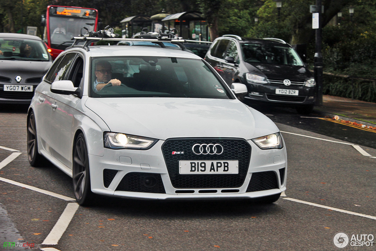 Audi Rs4 Avant B8 18 September 2014 Autogespot