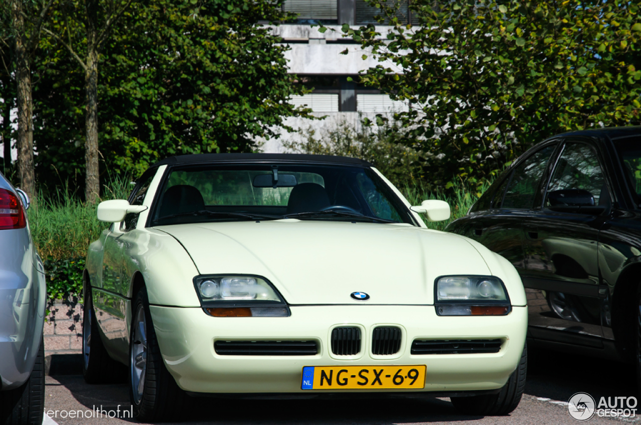 bmw z1 18 september 2014 autogespot. Black Bedroom Furniture Sets. Home Design Ideas
