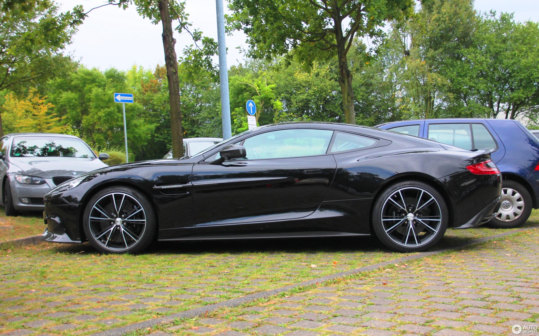 Aston Martin Vanquish 2013 18 септембар 2014 Autogespot